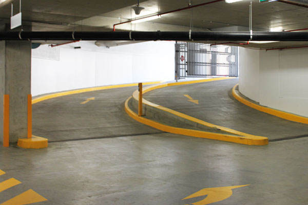 Carpark Concrete Sealing