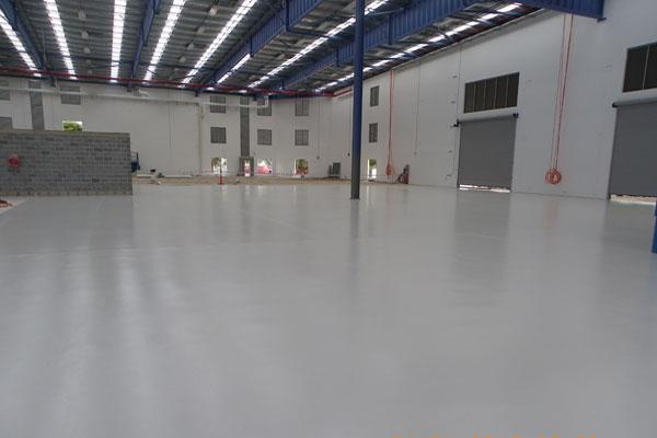 commercial concrete curing