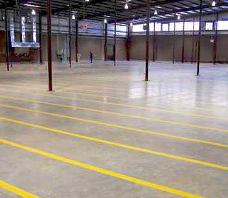 Commercial Concrete Sealing