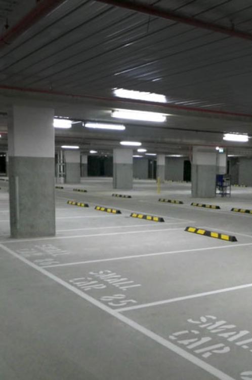 Carpark Fitouts