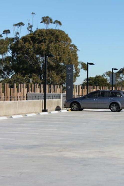 carpark surfacing